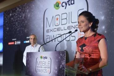 Χρυσή διάκριση της Vodafone στα Mobile Excellence Awards '16
