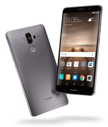 Η HUAWEI μας συστήνει το Huawei Mate 9
