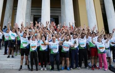 Ρεκόρ συμμετοχών εργαζόμενων του Ομίλου ΟΤΕ στον 34ο Αυθεντικό Μαραθώνιο