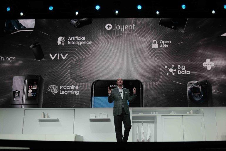 H Samsung Electronics παρουσιάζει στη CES 2017 καινοτομίες που εμπλουτίζουν τον τρόπο ζωής, εργασίας και ψυχαγωγίας