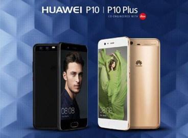 Huawei: Παρουσίασε το P10 και το P10 Plus