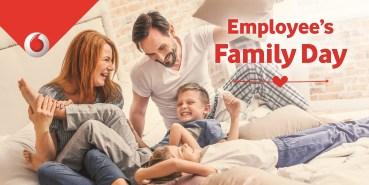 Vodafone Family Day για όλους τους εργαζόμενους της εταιρείας