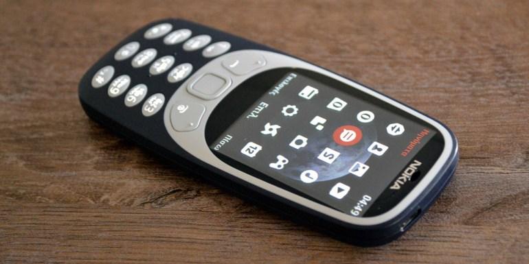 Nokia 3310 σε έκδοση με 4G