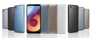 "LG Q6 : Μια νεά ""οικογένεια"" Smartphones"