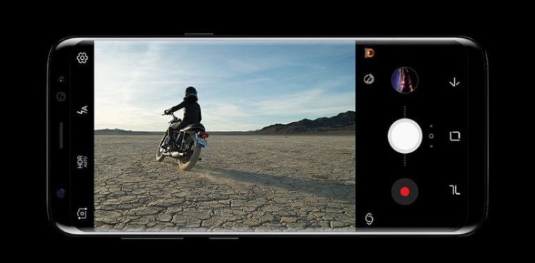 Samsung : Ετοιμάζει κάμερα με Video σε 1000 fps