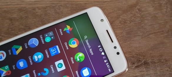 Moto E4 Review : Χαμηλή τιμή και πολυτέλεια