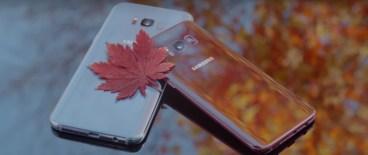 Galaxy S8 σε κόκκινο χρώμα