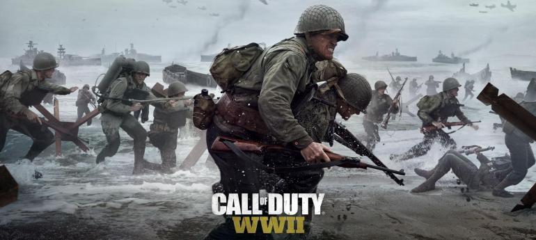 Το Call of Duty: WWII στον ΓΕΡΜΑΝΟ