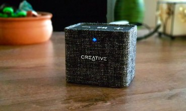 Creative Nuno Micro Review : Ένα βολικό Bluetooth ηχείο