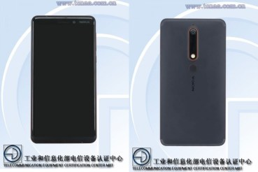 Φωτογραφίες του επόμενου Nokia 6