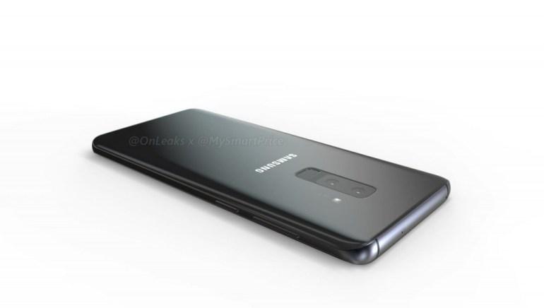 Φωτογραφίες του επόμενου Galaxy S9