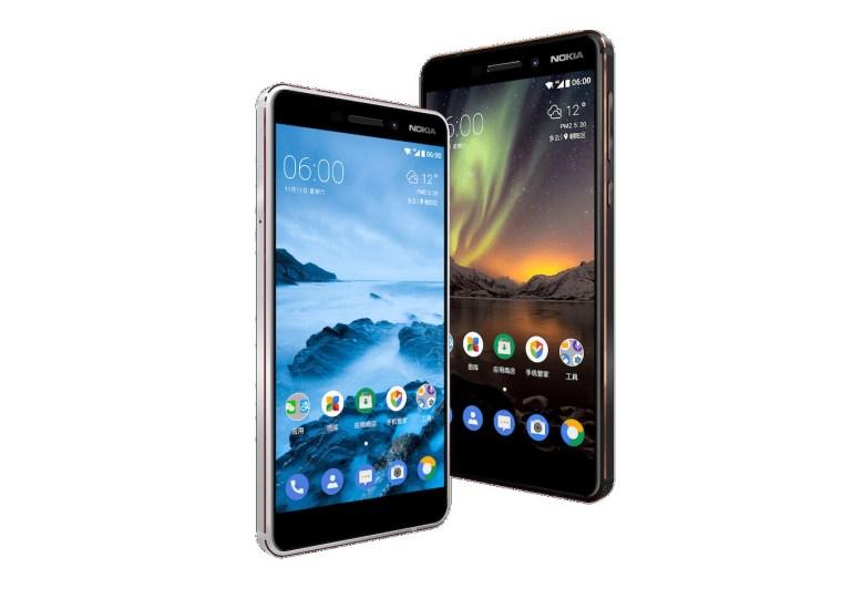 Η HMD παρουσίασε το νέο Nokia 6 2018