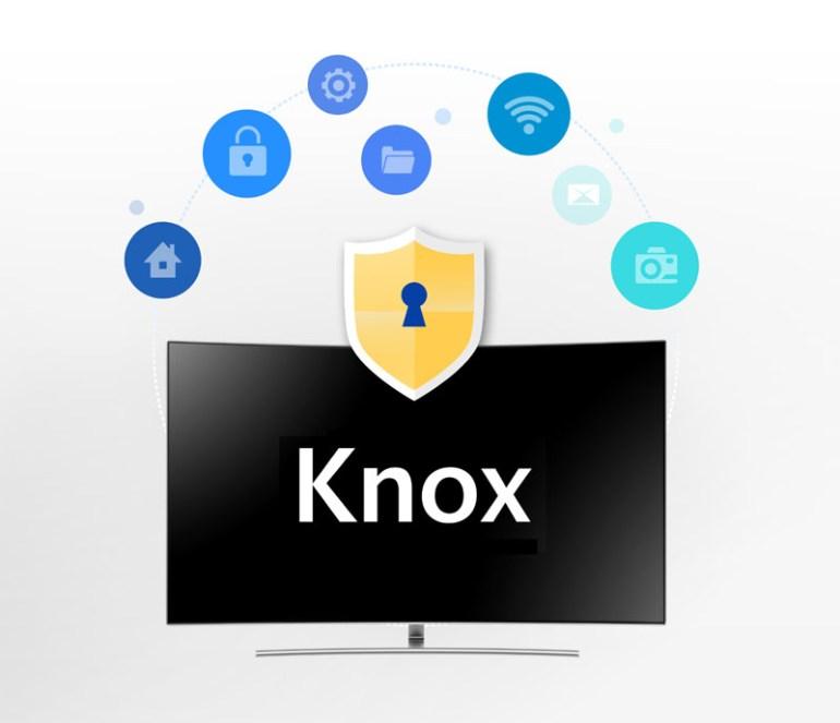 Οι Smart TVs 2018 της Samsung γίνονται οι πρώτες τηλεοράσεις που λαμβάνουν πιστοποίηση για ενισχυμένη ασφάλεια