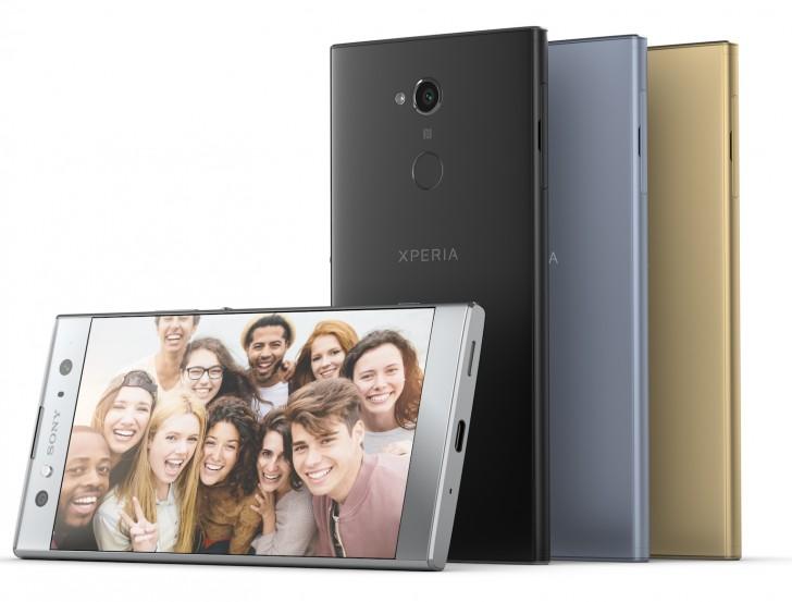 Η Sony παρουσίασε τα XA2 και XA2 Ultra