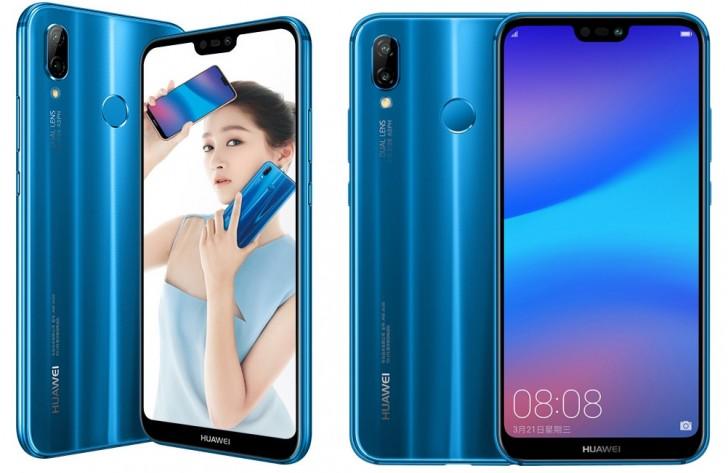 Η Huawei παρουσίασε το Nova 3e