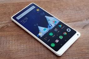 Xiaomi Mi Mix 2 Review : Πανέμορφο, πολυτελές και ικανό