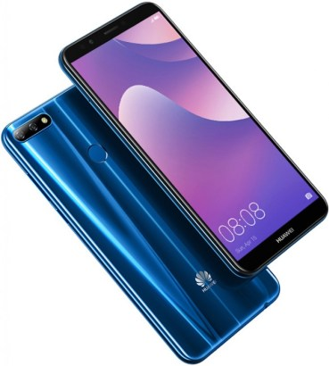 Η Huawei παρουσίασε και το Y7 Prime 2018