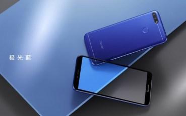 Η Huawei παρουσίασε το Honor 7A