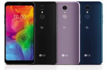 Τρία διαφορετικά Q7 παρουσίασε η LG