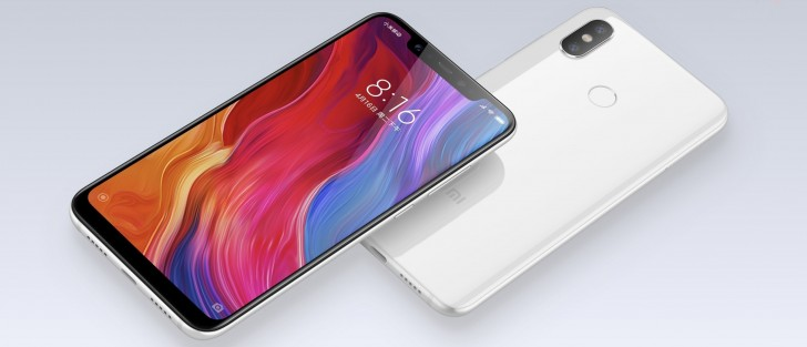 Η Xiaomi παρουσίασε το Mi8