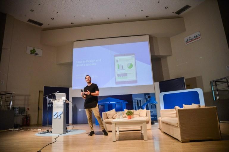 Δυναμικό «παρών» της Google στο 2ο Φεστιβάλ «Σπούδασε» στο Γκάζι