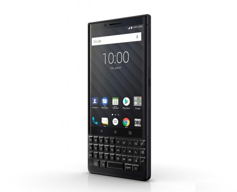 Επίσημα το BlackBerry Key2