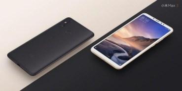 Η Xiaomi παρουσίασε επίσημα το Mi Max 3 με οθόνη 6.9 ιντσών