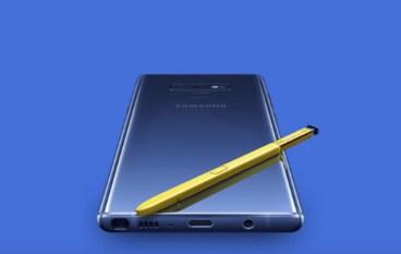 Η Samsung δίνει κατά λάθος στη δημοσιότητα Video με το Galaxy Note 9