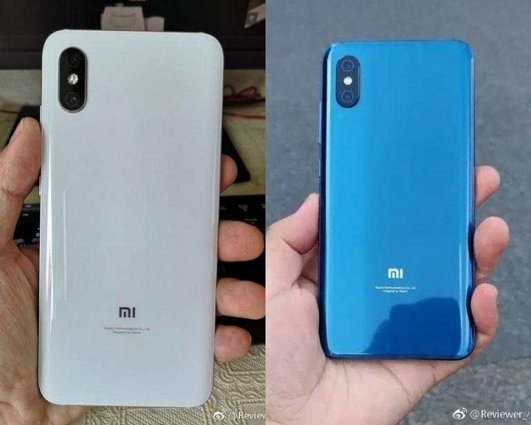 Φωτογραφίες ενός νέου Xiaomi