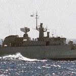 Le navi iraniane, i venti di guerra