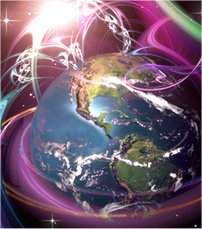 Humans are connected to the planet as we are made of her elements, just as humans and the planet are connected to their Creator Source. Due to the infiltration of these beings who cast darkness across the planet, the Earth fell in her vibration at the time of the fall of the Atlantis civilization. Some say that Earth volunteered to lower her vibration in order to quarantine the mix of beings from other dimensions because that was never supposed to happen and had never happened before. Furthermore, there was a plan put in place by her and her Creator to allow the experience to occur but the plan would allow her rise again. This would require humanity to use their free will to choose to rise above fear and control into love, and to remember who they are as a spark of their Creator.