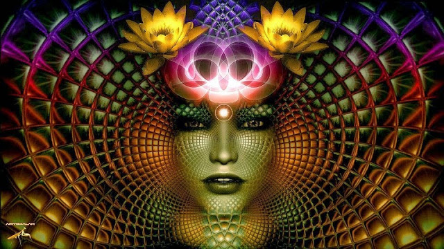 pineal-woman