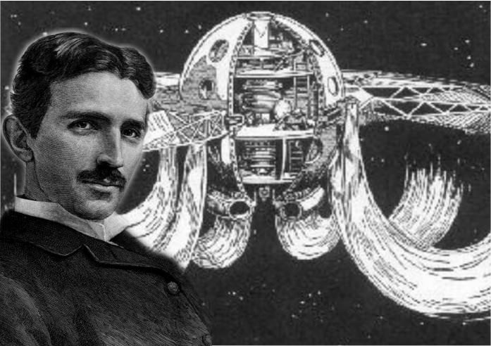 Nikola Tesla: Time Travel Experiments