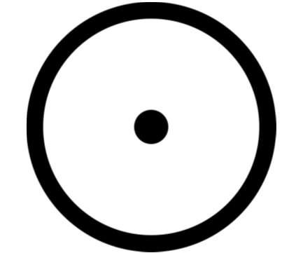 "The organic Earth template looks like a target symbol, with one dot in the center of a circle. The matrix program is the yin/yang symbol, which has been pushed in spirituality as a good thing, a balance between dark and light. When the bible talks about ""let there be light"", it marked the time that souls were split from Source by using light (the rainbow matrix) for experience."