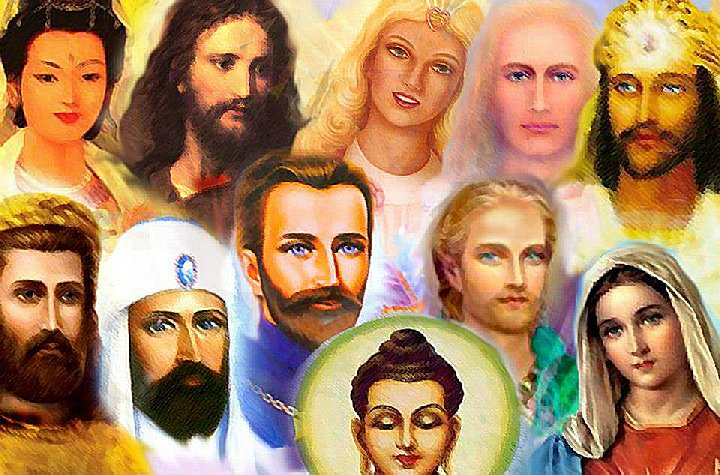 The Spiritual Psychology Behind The Ascended Masters in5d in 5d