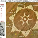 Anunnaki Message? The Crop Circle Ea Enki, Nibiru and Marduk