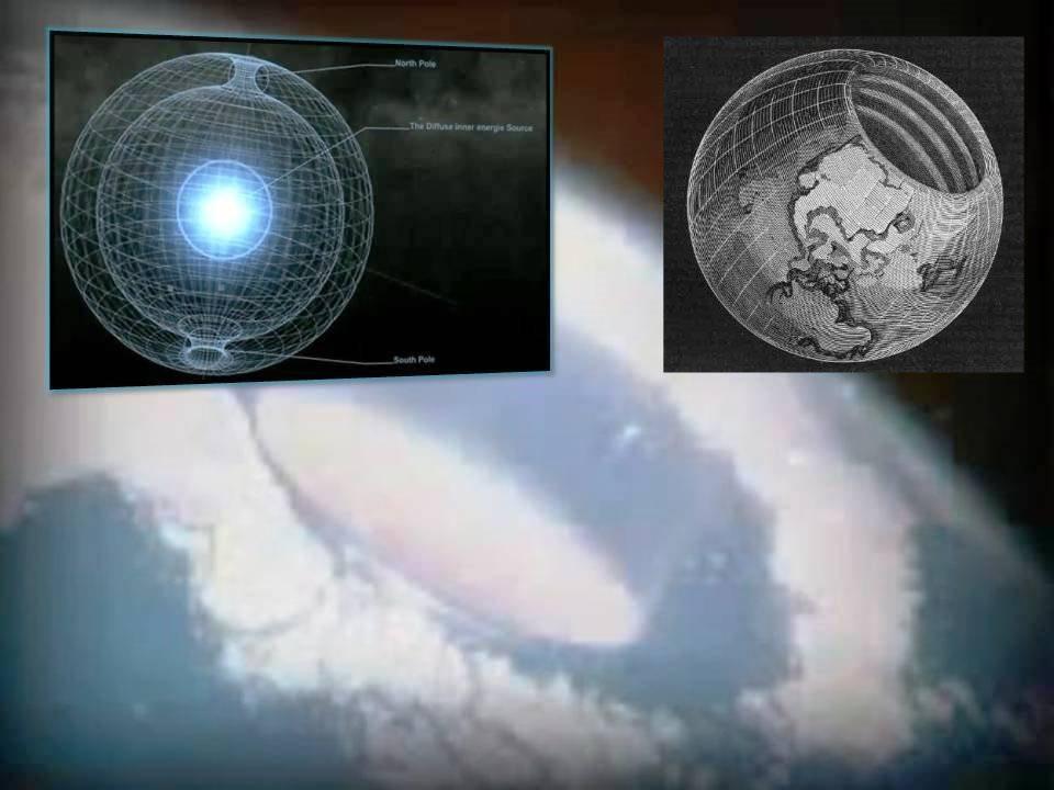 Agartha - The Hollow Inner Earth in5d in 5d