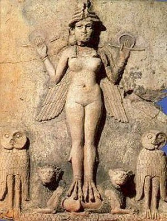 "Interestingly, many deities from other cultures such as the Greeks and Egyptians were alternate versions of original Sumerian ""gods"". The Egyptian goddess Ishtar was really the Sumerian deity Inanna, who according to Sumerian text was a high ranking member of the Anunnaki."