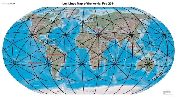 An Invisible Grid Stretches Across Our Planet - What It Does Will Amaze You