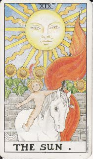 The Tarot Related To One Energy