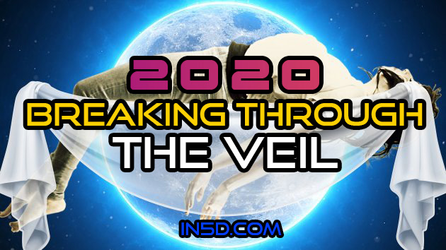 January 2020 - Breaking Through The Veil