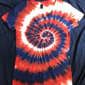 Patriot Red White & Blue Medium