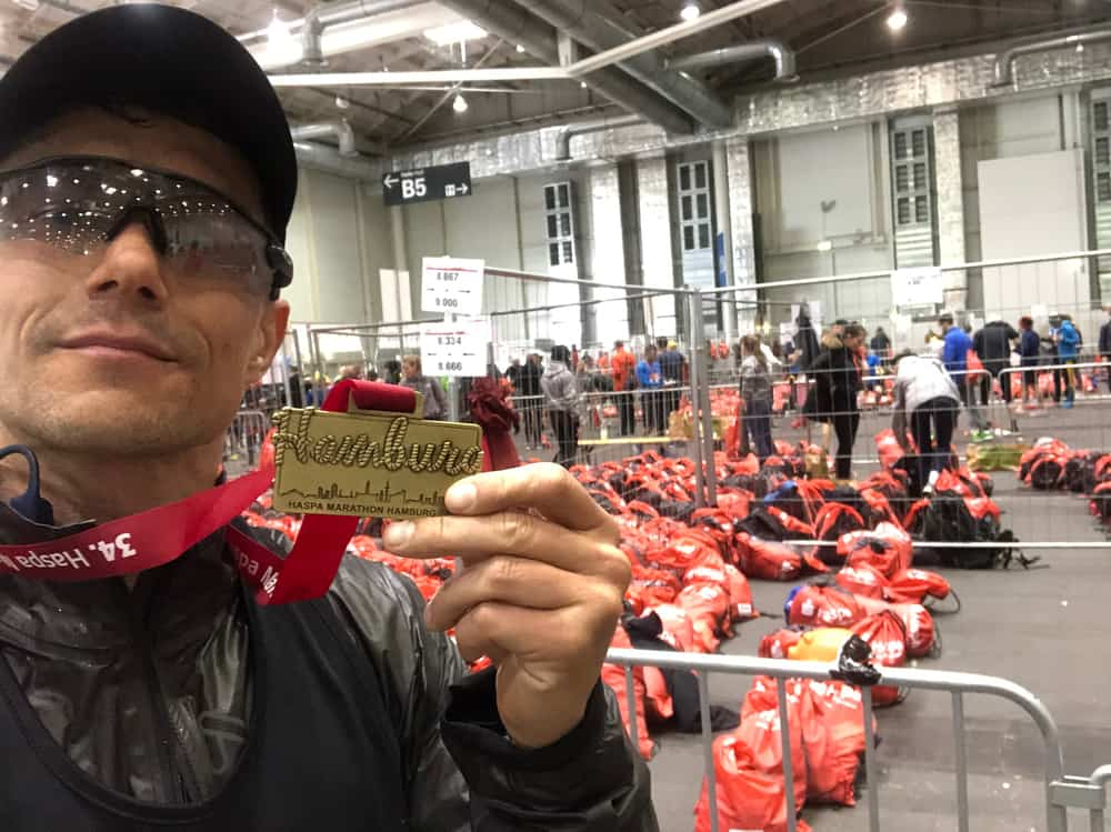 Hamburg oder New York: Hauptsache Marathon