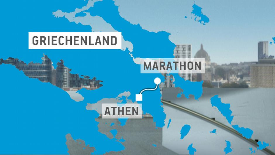 Marathon: Warum sind es 42,195 km?