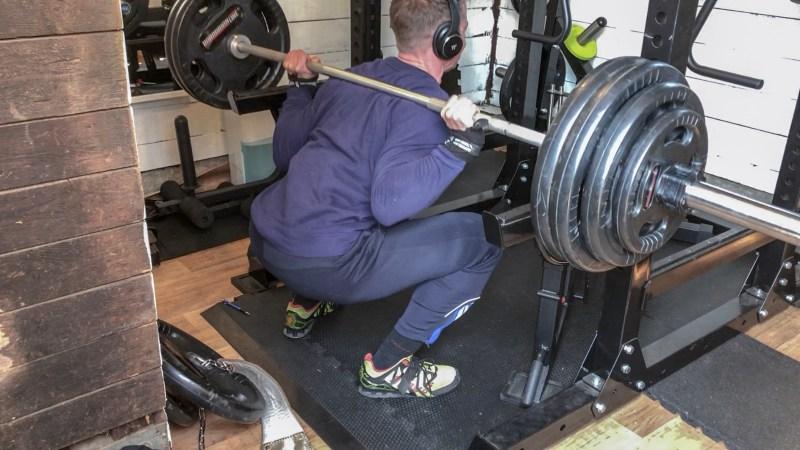 3 Gründe, warum Läufer tiefe Kniebeugen ausführen sollten