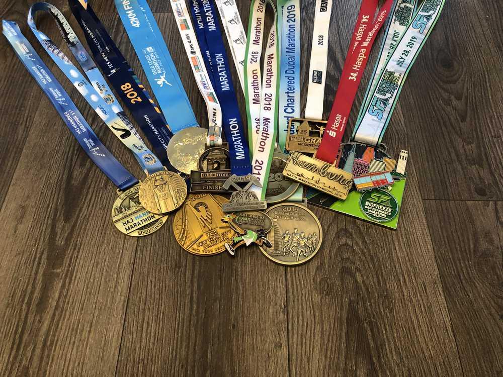 In 80 Marathons um die Welt: Das erste Jahr