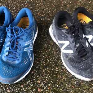 Das zweite Paar Laufschuhe – Polygamie im Schuhschrank