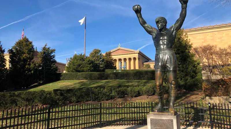 Verletzt zum Philadelphia Marathon 2019
