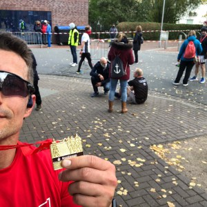 Cuxhaven Marathon 2020: Corona-Trainingslauf