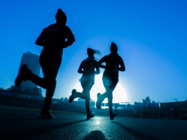 Der Nüchternlauf: Grundlagen der Energieversorgung
